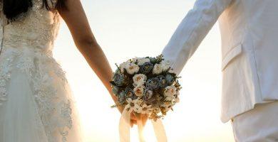Oración para dar gracias a mi nuevo matrimonio